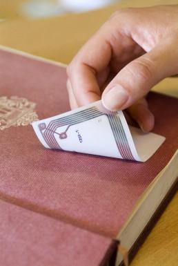 RFID llibres