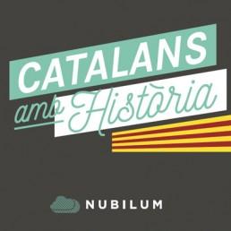 Calendari de 2017 amb la bandera catalana
